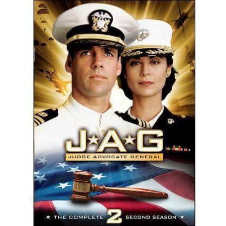 PARAMOUNT DVD JAG SEASON 2