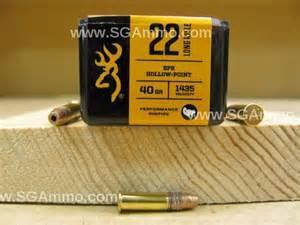 BROWNING Ammunition .22LR 40 GR 100 RNDS
