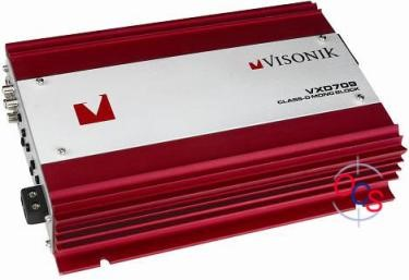 VISONIK Car Amplifier VXD709