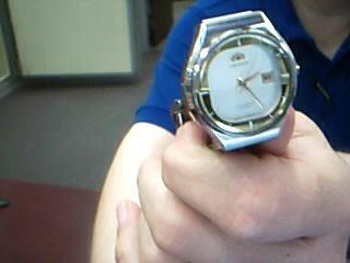 ORIENT Lady's Wristwatch Y49746160