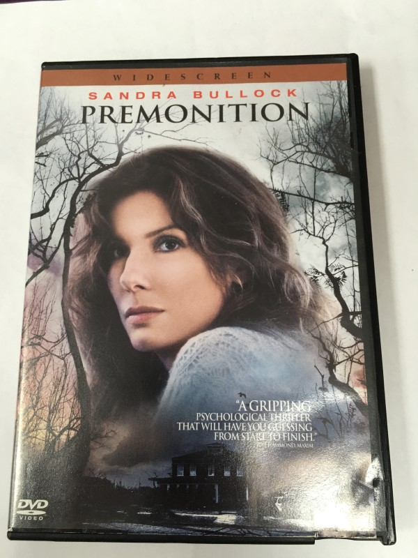 DVD MOVIE DVD PREMONITION
