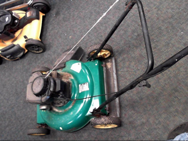 WEEDEATER ONE Lawn Mower 961140003 17