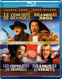 BLU-RAY MOVIE Blu-Ray SHANGHAI NOON - SHANGHAI KNIGHTS - DOUBLE FEATURE