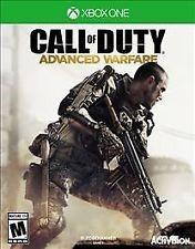 ACTIVISION Microsoft XBOX One Game CALL OF DUTY ADVANCED WARFARE XBOX ONE