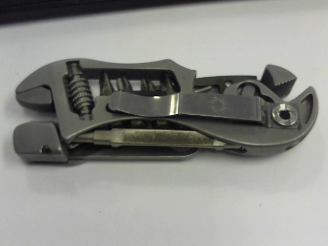 SPYDERCO Pocket Knife 440C