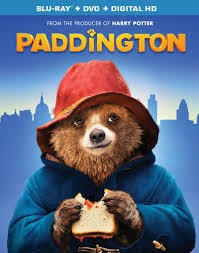 BLU-RAY MOVIE PADDINGTON