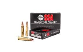 SILVER STATE ARMORY Ammunition 6.8 SPC