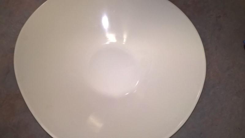 MELEMINE Glassware SERVE BOWL
