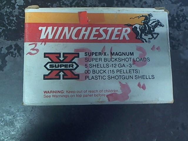 WINCHESTER Ammunition X123B5