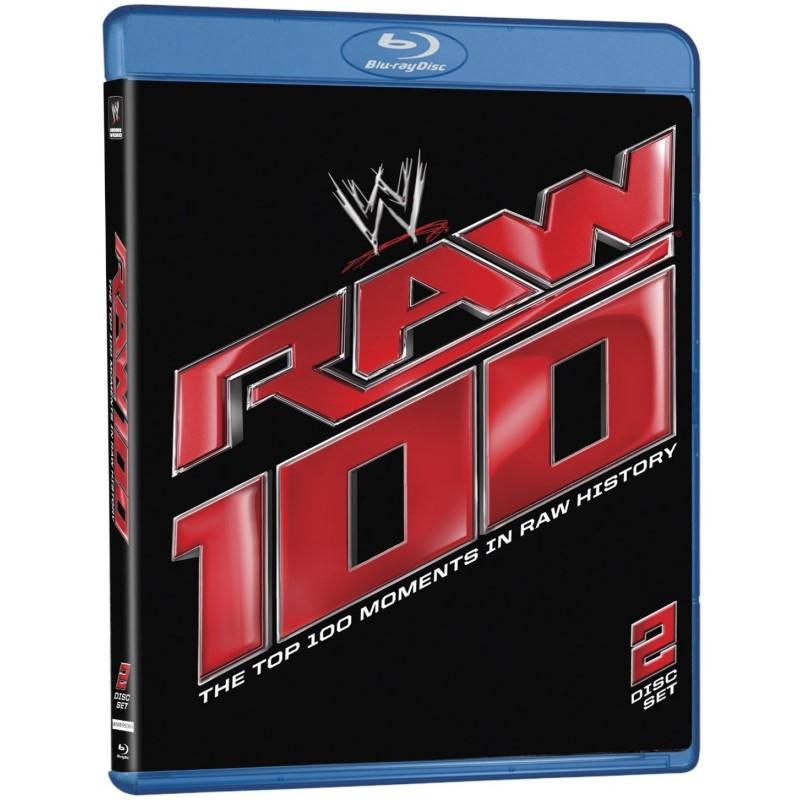 BLU-RAY MOVIE Blu-Ray RAW 100 2 DISC SET