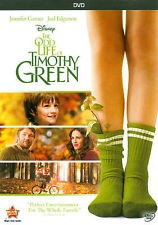THE ODD LIFE OF TIMOTHY GREEN DVD (2012)