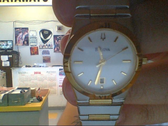 BULOVA Lady's Wristwatch C9671355
