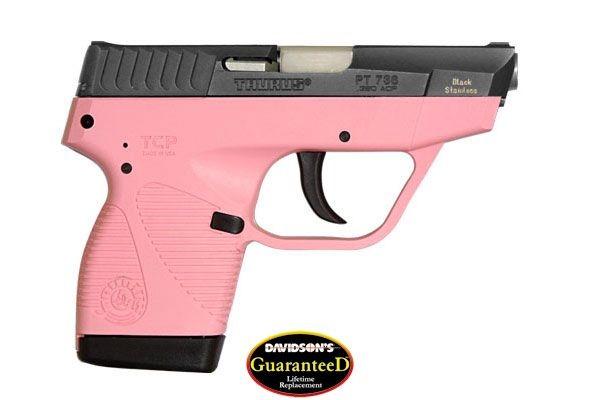 TAURUS Pistol 738 TCP - PINK