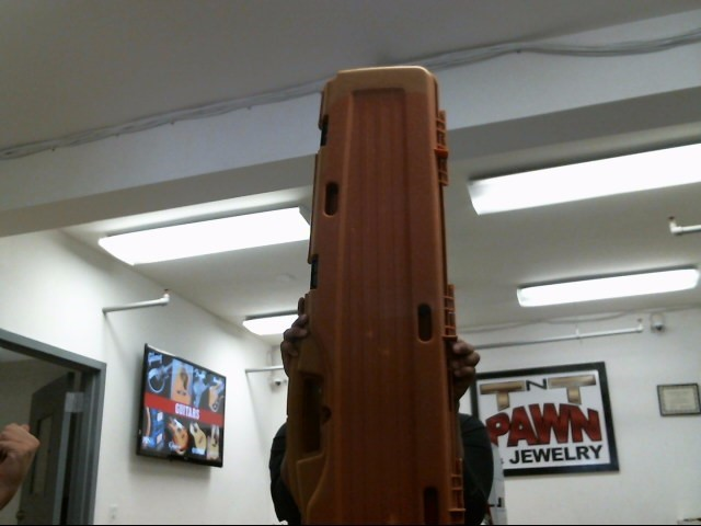 PILLAR LOCK Gun Case ORANGE GUN CASE