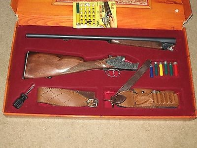 EDISON MONTECARLO Vintage/Antique Toys DOPPIETTA CAL 12