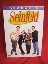 DVD BOX SET SEINFELD SEASON 5