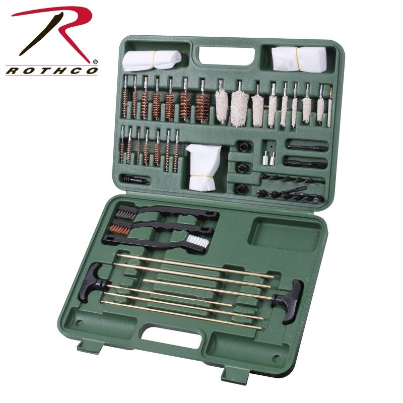 ROTHCO Outdoor Sports UNIVERSAL GUN CLEANING KIT