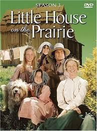 DVD BOX SET DVD LITTLE HOUSE ON THE PRAIRIE SEASON THREE