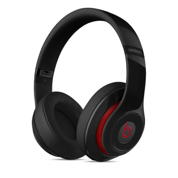 BEATS STUDIO WIRELESS HEADPHONES RECHARGEABLE