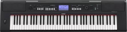 YAMAHA Keyboards/MIDI Equipment PIAGGERO NP-V60