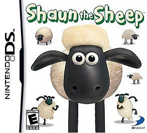 NINTENDO Nintendo DS Game SHAUN THE SHEEP DS