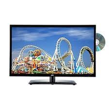 JVC TV Combo LT-24DE74