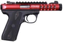 RUGER Pistol 22/45 LITE