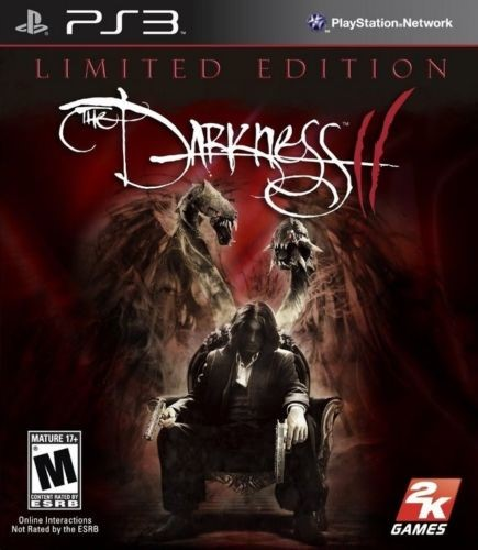 SONY Sony PlayStation 3 Game THE DARKNESS II LIMITED EDITION