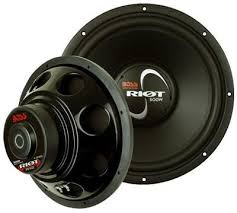 BOSS AUDIO Car Speakers/Speaker System R12 RIOT 500W