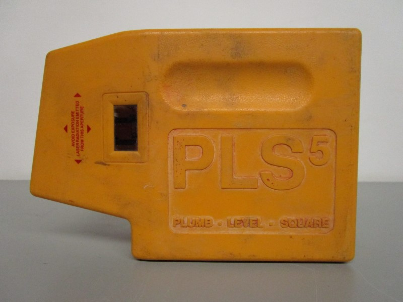 PACIFIC LASER SYSTEMS PLS5 LASER LEVEL