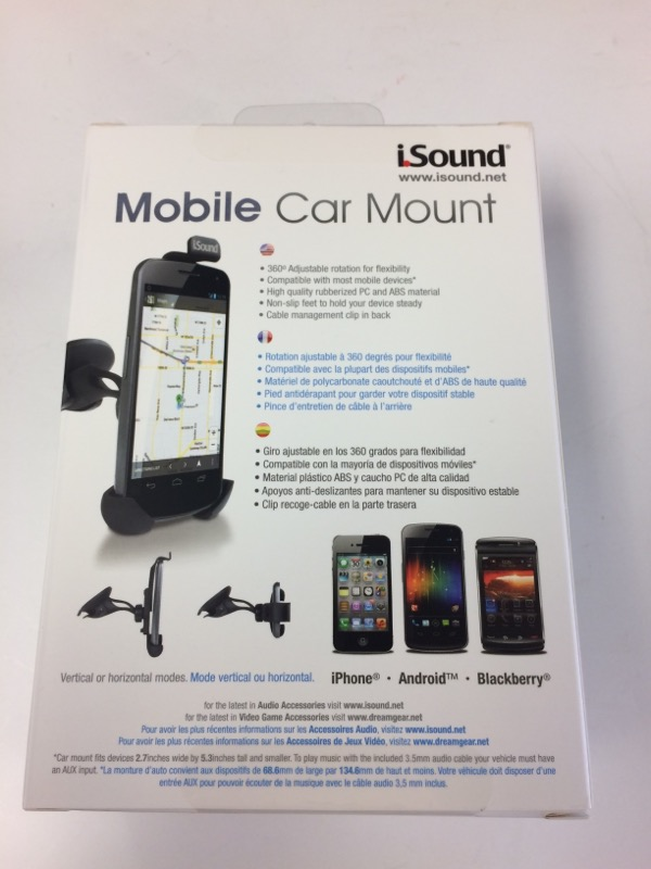 ISOUND Cell Phone Accessory 5203