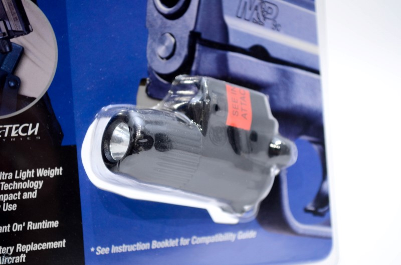Smith & Wesson Micro 90 Compact LED Pistol Light-Brand New