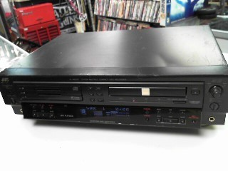 JVC CD Player & Recorder XL-R5020BK
