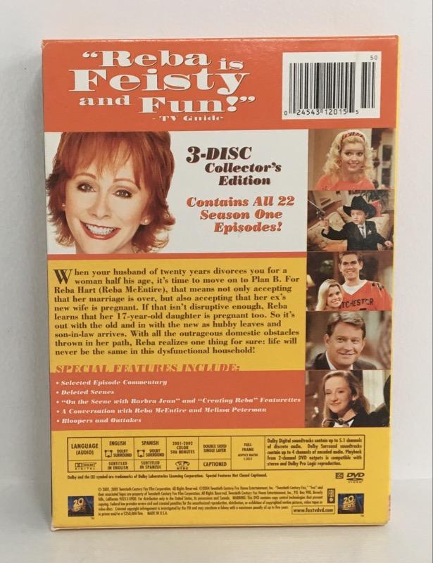 DVD BOX SET REBA COMPLETE FIRST SEASON