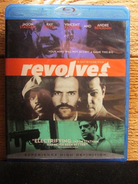 BLU-RAY MOVIE Blu-Ray REVOLVER
