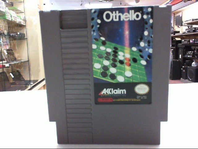 Othello - NES - Nintendo