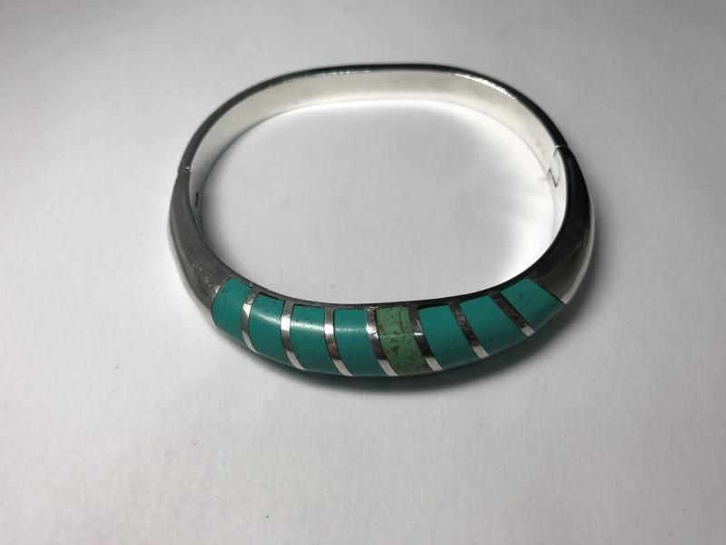 Silver Bracelet 925 Silver 56.4g
