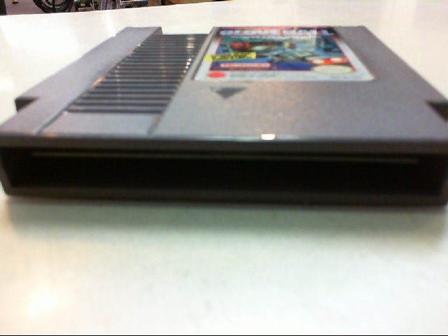 Super Glove Ball - NES - Nintendo