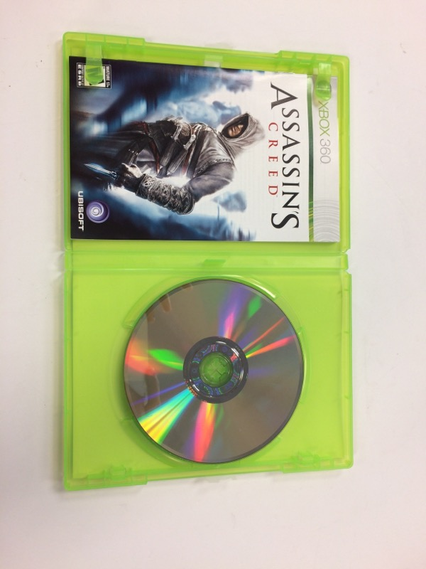MICROSOFT Microsoft XBOX 360 Game ASSASSINS CREED - XBOX 360