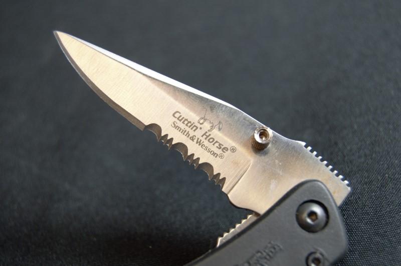 Smith & Wesson Cuttin' Horse CH109 Knife