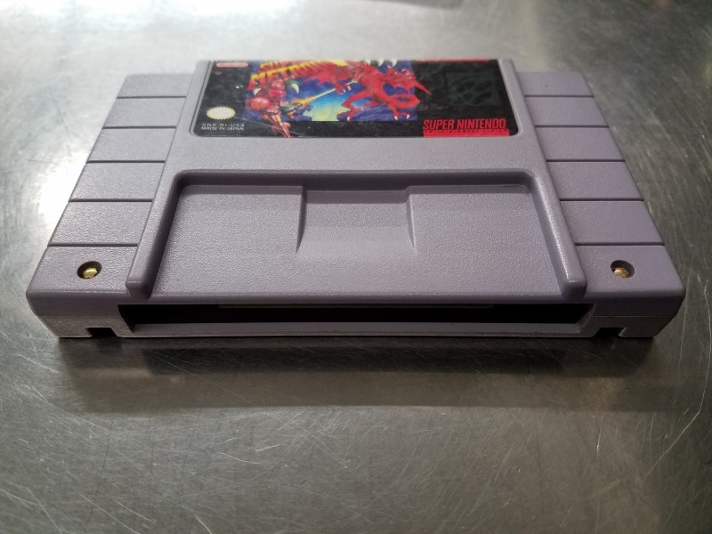 NINTENDO SNES SUPER METROID *GAME ONLY* GUARANTEED FAST FREE SHIP