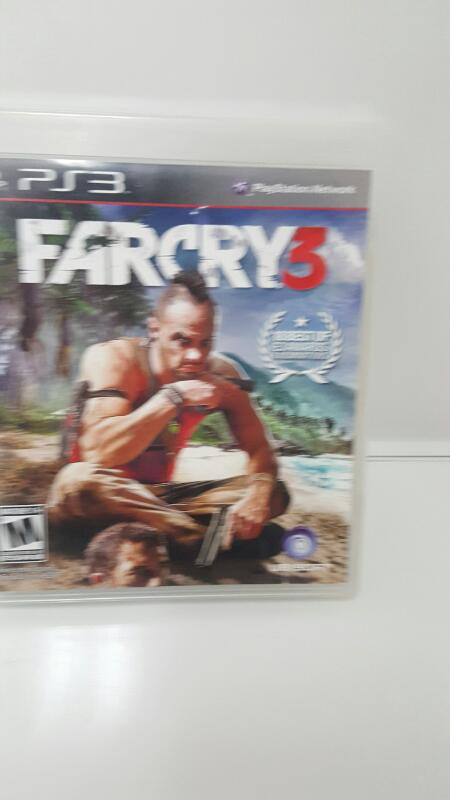 Sony PlayStation 3 Game FARCRY 3