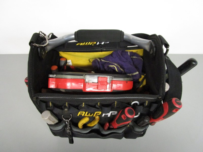 Tool Bag/Belt/Pouch TOOL BAG WITH TOOLS