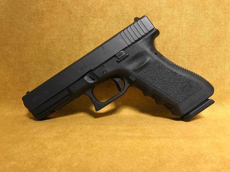 Glock 17 Gen 3 Like New 9mm Pistol