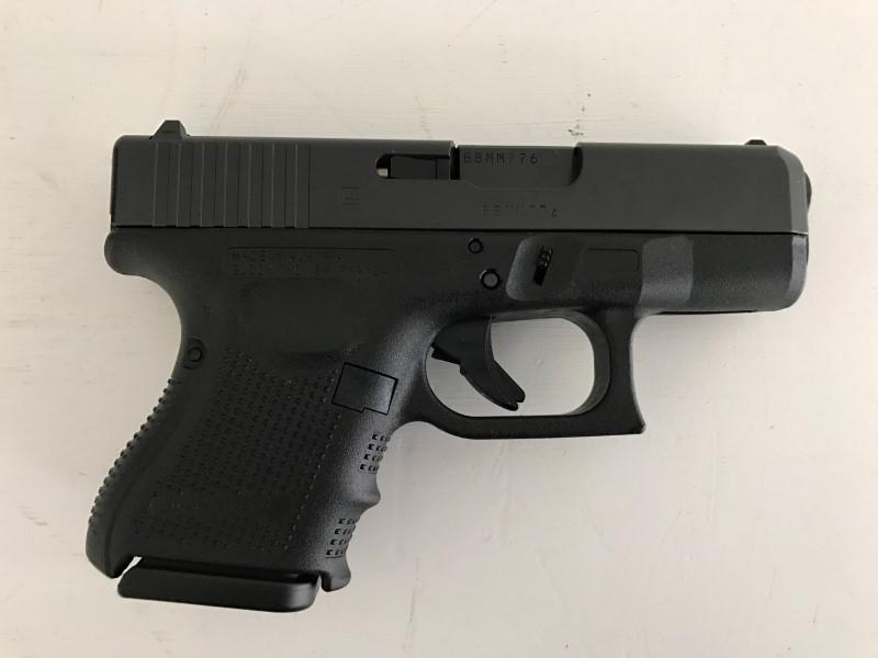 Glock - 26 Gen 4 - 9mm