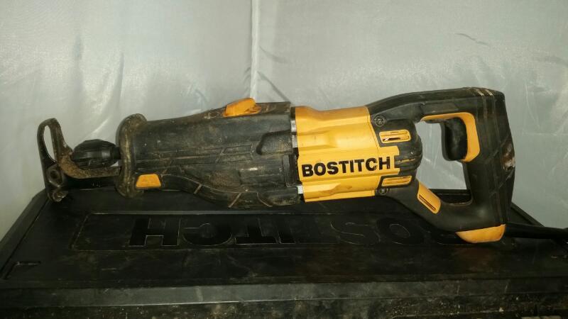 BOSTITCH Reciprocating Saw BTE360