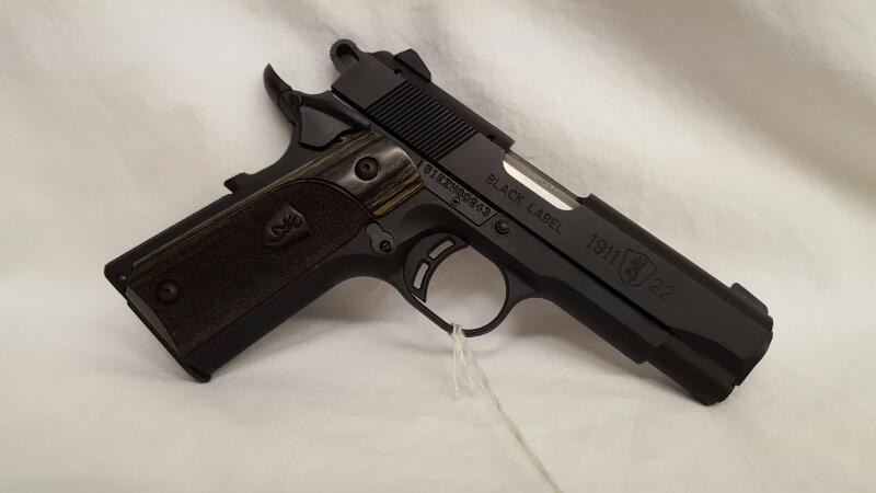 BROWNING Pistol 1911-22