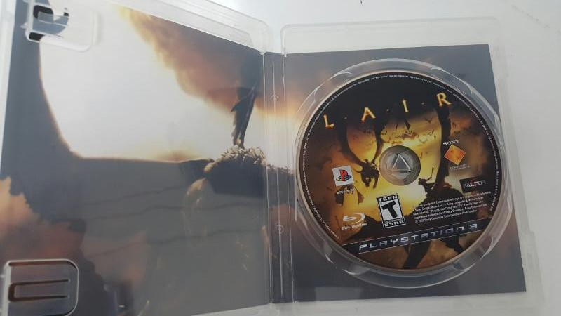 LAIR - (Sony Playstation 3, PS3) Game