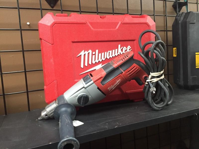 MILWAUKEE Hammer Drill HAMMER DRILL 5380-21