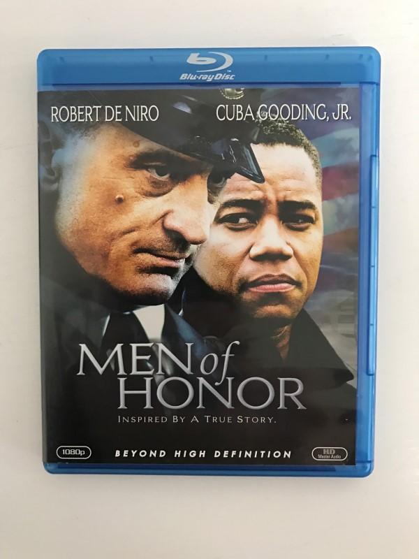 BLU-RAY MOVIE Blu-Ray MEN OF HONOR